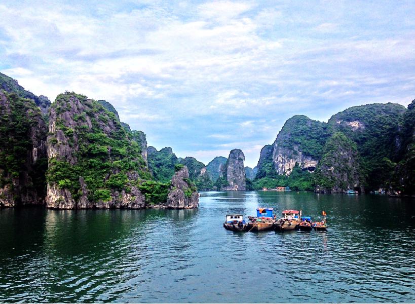 12 days tour in Vietnam